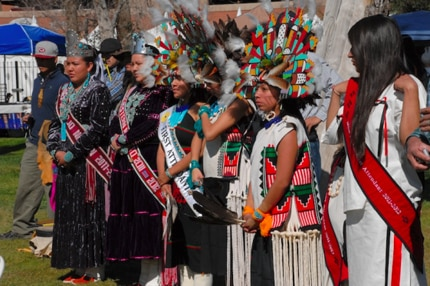 The Arizona Indian Festival is a great way to get in a bit of culture before the Big Game