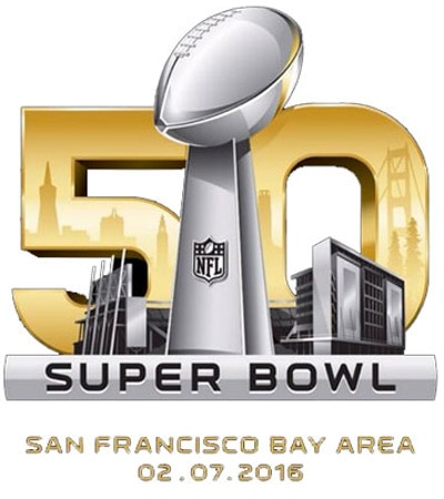 The 2016 Super Bowl 50 will be played February 7, 2016 at Levi's Stadium
