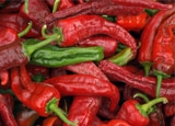 Chile peppers are known to release endorphins, and are included on GAYOT.com's list of Top 10 Aphrodisiacs