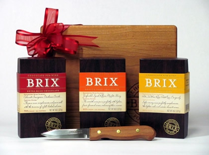 Brix Chocolates are made from single-origin cacao grown in Ghana