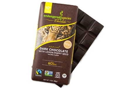 Endangered Species Chocolate partners with organizations for up to three years before working with another