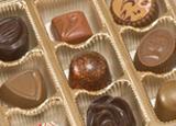 Lady Chocolatier truffles