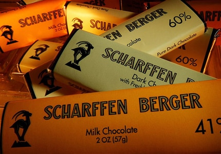 Scharffen Berger Chocolate Maker was founded in 1996 by wine and Champagne maker John Scharffenberger