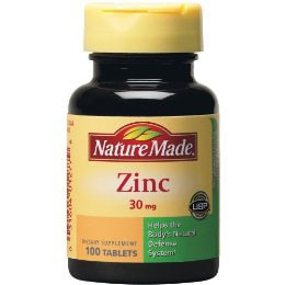 Zinc can reduce the length and severity of the common cold