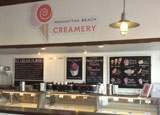 Manhattan Beach Creamery is on GAYOT'S list of the best ice cream parlors in Los Angeles