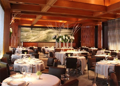 Le Bernardin, one of the Top 10 Seafood Restaurants in the U.S.