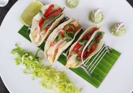 The St. Regis Mexico City introduces the tacotier for Mexican Independence Day