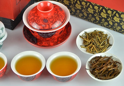 Discover more great offerings with GAYOT's list of previously featured black teas