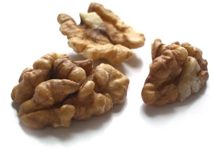 Learn about the health benefits of walnuts, a superfood rich in omega-3 fatty acids known to lower blood pressure and cholesterol