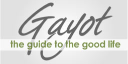 Gayot reviews website