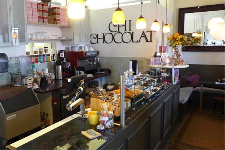 Chi Chocolat in San Diego, CA