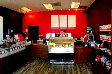 Chuao Chocolatier Cafe - Del Mar, Del Mar, CA