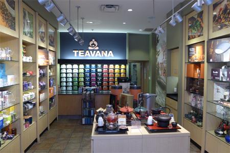 Teavana, San Diego, CA