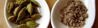 Cardamom is a staple in Indian cuisine