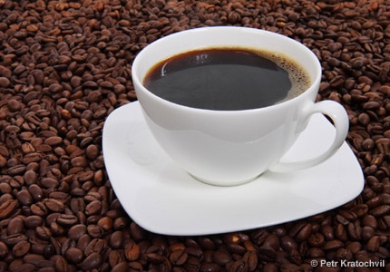 Those who consume just one cup of coffee a day report an improved sense of energy, alertness, sociability, and sense of well-being