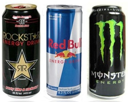 On GAYOT's list of the Top 5 Energy Drinks, Rockstar, Red Bull and Monster are the three most popular energy drinks in the U.S.
