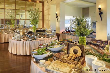 Enjoy a special Easter brunch at Top of the Mark in San Francisco