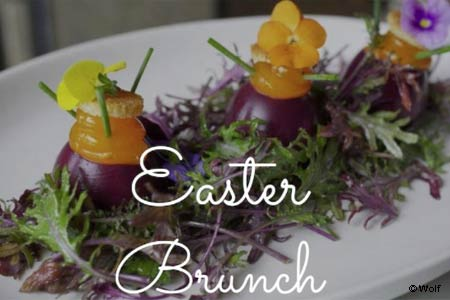 Enjoy a special Easter brunch at Wolf in LA's Mid-City area