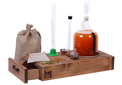 Box Brew Kits, one of GAYOT's Top 10 Father's Day Gifts