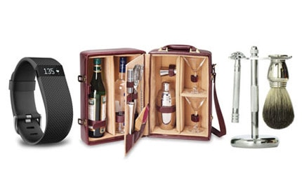 From a portable cocktail set to a classic shaving kit, GAYOT's list of the Top 10 Father's Day Gifts is full of great ideas