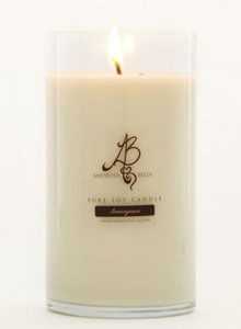 Amorosa Bella candles are perfect for a sensual massage