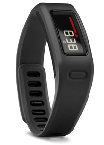 The Garmin Vivofit fitness band, one of GAYOT's Top 10 Holiday Gifts