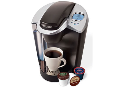 Keurig K65 Special Edition Gourmet Single-Cup Home-Brewing System, one of GAYOT's Top 10 Holiday Gifts