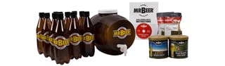 The Mr. Beer Home Brewing Kit, one of GAYOT's Top 10 Holiday Gifts