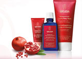 Weleda Pomegranate Regenerating Body Care Collection