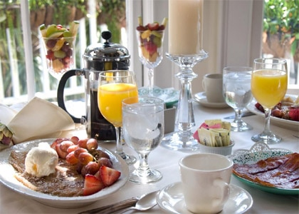 Enjoy an elegant brunch at any of our Top 10 Restaurants for Mother's Day Brunch in the U.S.