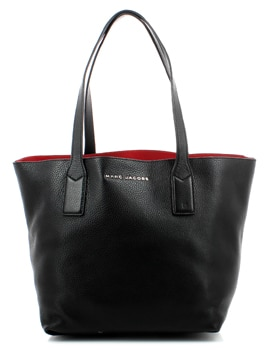 Marc Jacobs Wingman Shopping Bag Tote in Black