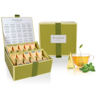 Tea Forté Tea Chest Collection, one of the Top 10 Mother's Day Gifts 2015