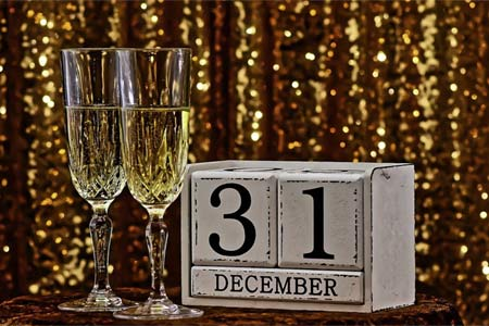 Discover the restaurants for New Year's Eve