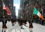247th New York City St. Patrick's Day Parade