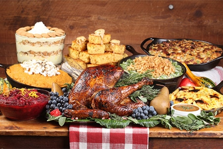 Order a takeout Thanksgiving feast from Hill Country in New York