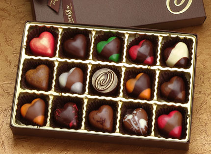 Chocolatique Love Chocolates