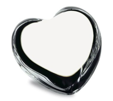 The Baccarat Coeur Cupid Heart, one of our Top 10 Romantic Gifts
