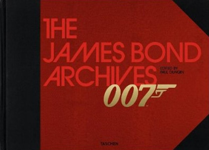 The James Bond Archives goes behind the scenes of the iconic film franchise