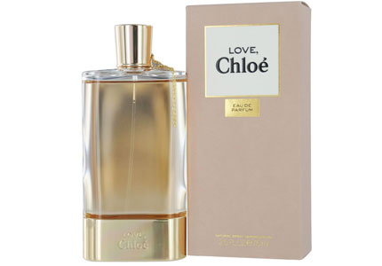 One of GAYOT's Top 10 Romantic Gifts, Love, Chloé combines delicate purple flowers with powdery musk and creamy rice notes