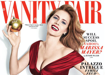 One of GAYOT's Top Romantic Gifts, Vanity Fair is an intriguing mix of celebrity profiles, fashion and hard-hitting political exposés