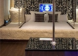 The Star Suite at the Ivy Hotel in San Diego features an in-room stripper pole, among other sexy amenities