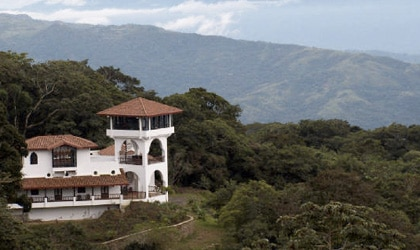 Hotel & Inn at Coyote Mountain in Costa Rica