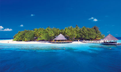 The Angsana Resort & Spa in Ihuru, Maldives