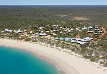 Eco Beach Wilderness Retreat in Australia, one of GAYOT's Top 10 Eco-Resorts Worldwide