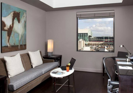 Alden Houston, one of the Top 10 Boutique Hotels in Houston