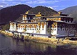 The Amankora Paro Resort in Bhutan