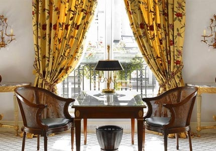 Search for hotels in Paris, such as Hotel Le Bristol, one of GAYOT's Top 10 Hotels in Paris