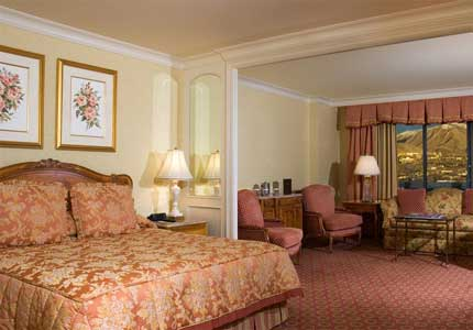 The Grand America Hotel, one of our Top 10 Hotels in Salt Lake City
