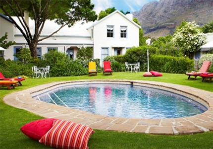 Le Quartier Francais, one of our Top 10 Hotels in South Africa