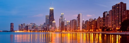 View of Chicago's stunning skyline (Photo courtesy of Choose Chicago)